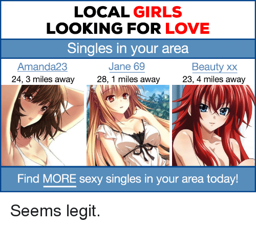girls in your area