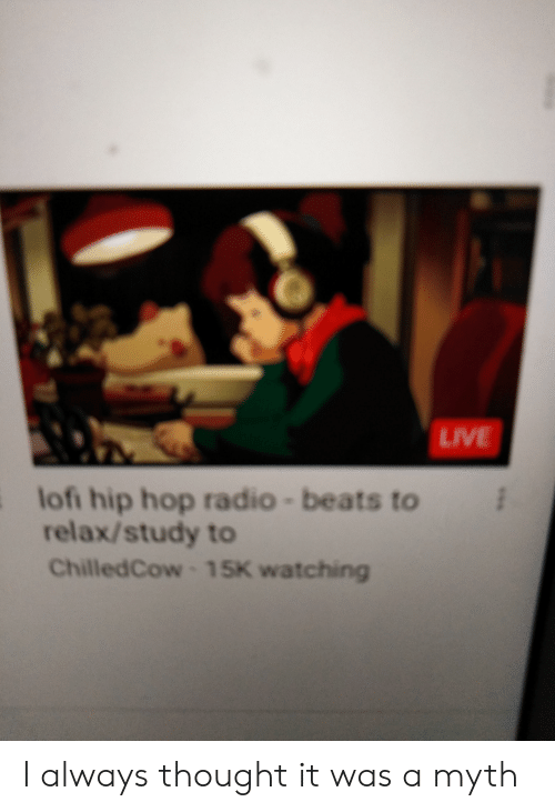 Lofi Hip Hop Radio - Beats to Relaxstudy to ChilledCow 15K Watching