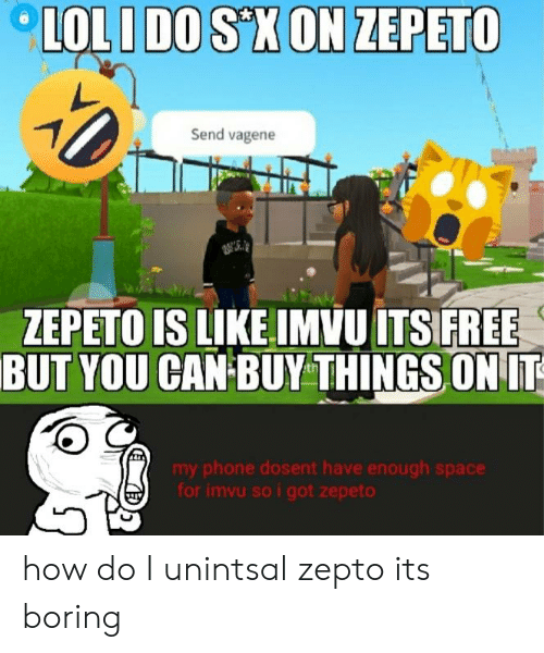 How To Get Free Money In Zepeto   A Quick Way To Make Money