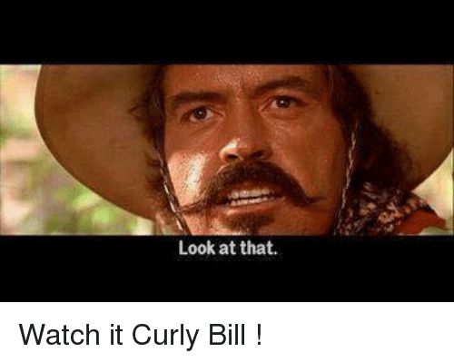 look at that watch it curly bill 14851333 ✅ 25 best memes about curly bill curly bill memes