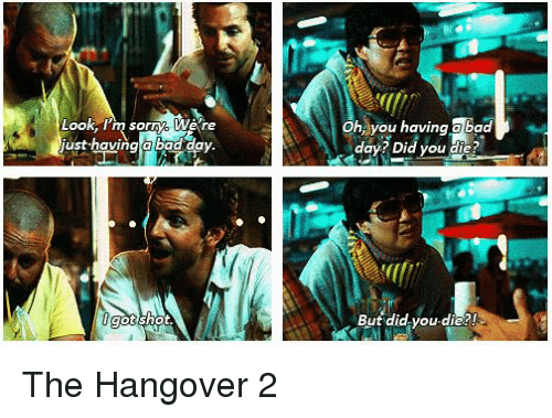 Hangover Movie Meme Funny : Best memes about the hangover