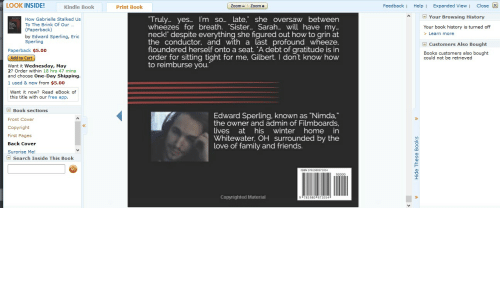 Look Inside Feedback Help Expanded View Close X Kindle