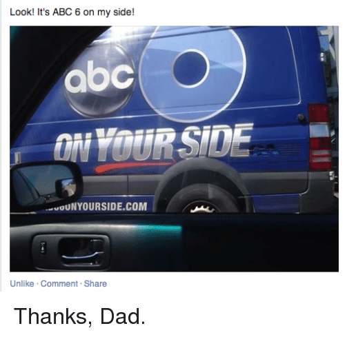 Its Abc 6 On My Side
