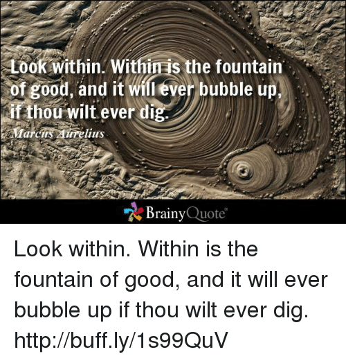 look within within is the fountain it wmi ever bubble 21937173 ✅ 25 best memes about fountain of fountain of memes