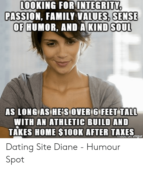 Humor dating site