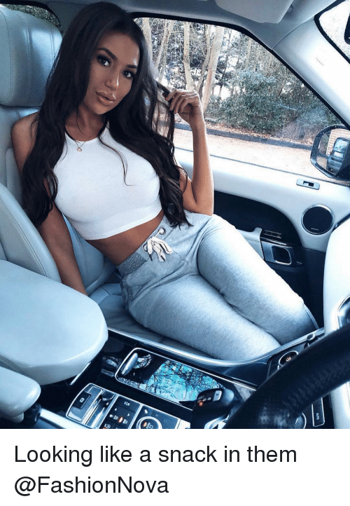 Funny, Looking, and Them: Looking like a snack in them @FashionNova