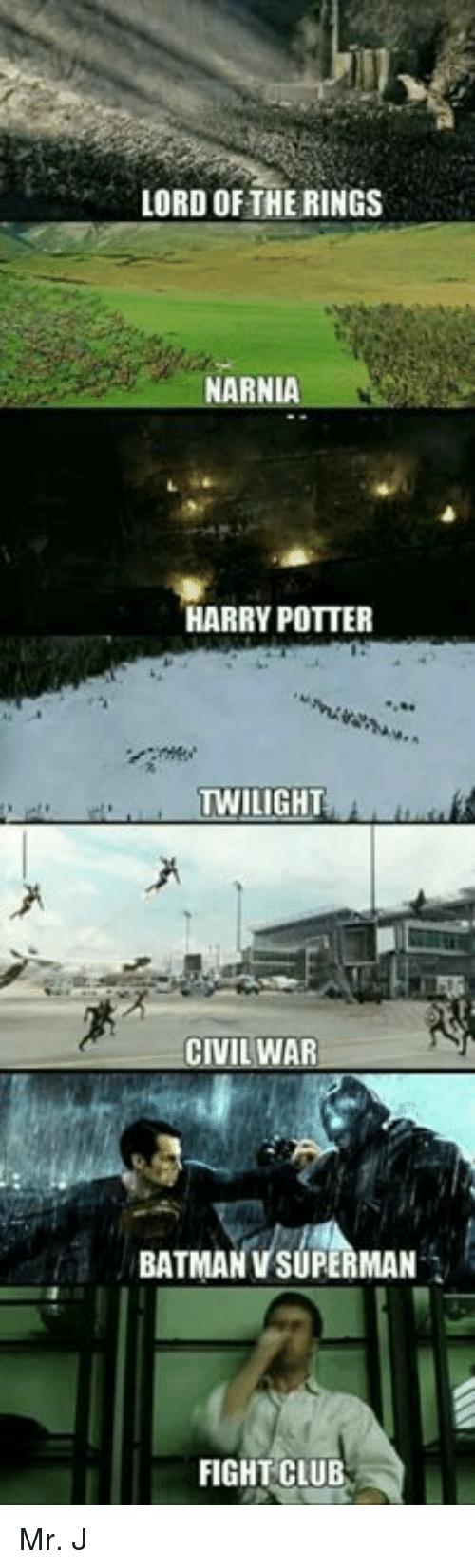 Harry Potter Lord Of The Rings Narnia And Similar