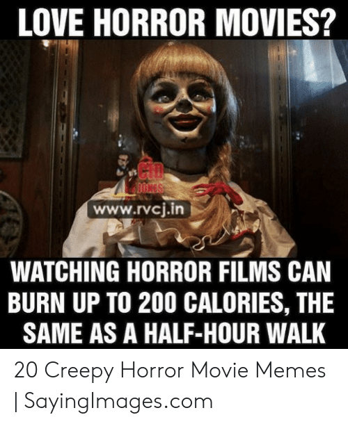 Pick A Day With Images Funny Horror Horror Movies Memes