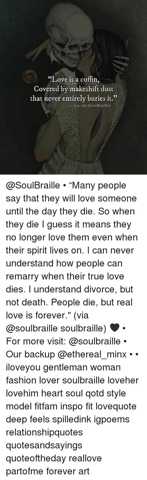 Fashion love and memes love is a coffin soulbraille covered by