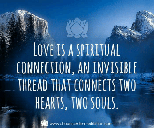 love is a spiritual connection an invisible thread that connects 5657957 love is a spiritual connection an invisible thread that connects two