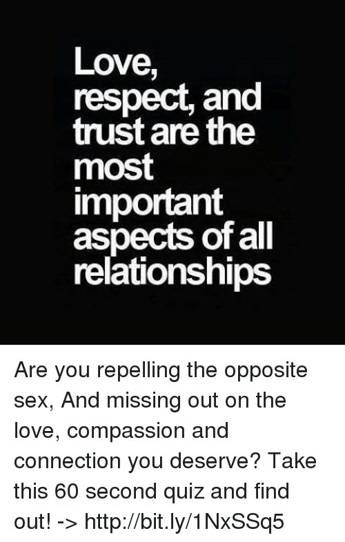 The second sex aspects