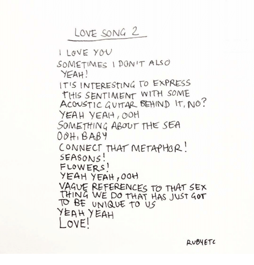 something about love song