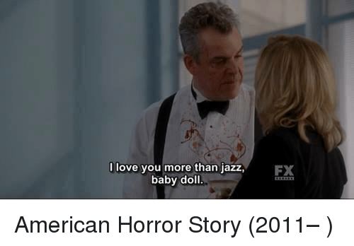 American Horror Story, Love, And American: Love You More Than Jazz, FX