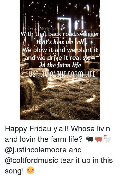 25 Best Memes About Country Music Lyrics Farming And Life