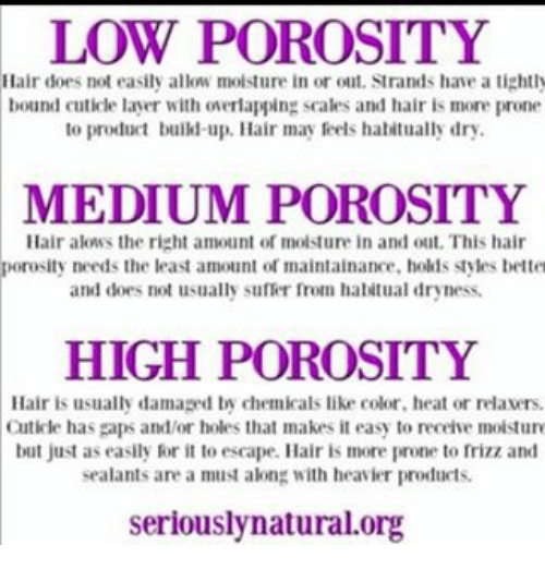 Low porosity hair does not easily allow moisture in or out slrands memes layers and low porosity hair does not easily allow moisture in urmus Choice Image