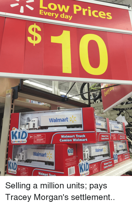 Low Prices Every Day Walmart Atmar KID Walmart Truck Camion