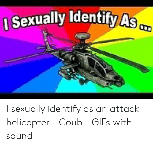 lSexually Identify as I Sexually Identify as an Attack