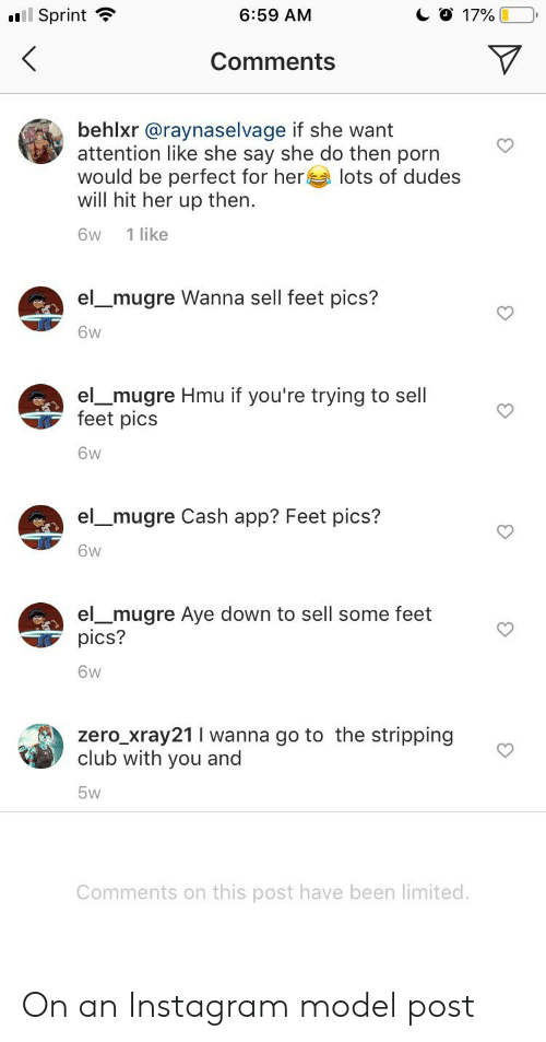 Lsprint Co17 659 Am Comments Behlxr If She Want Attention Like She Say She Do Then Porn Would Be Perfect For Her Lots Of Dudes Will Hit Her Up Then 6w 1