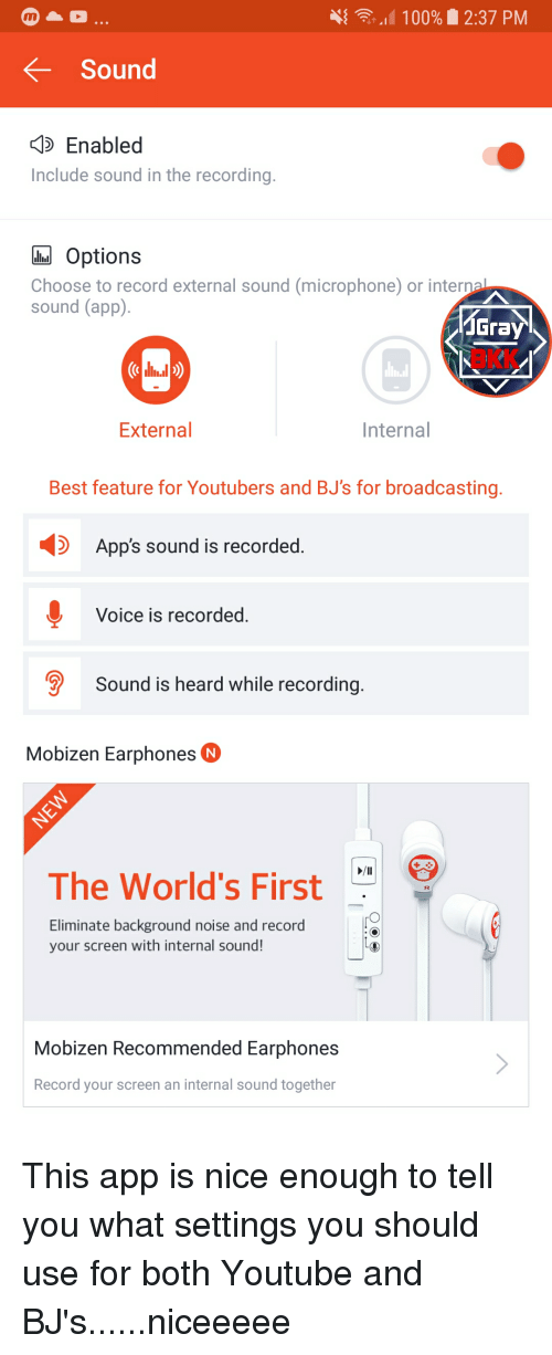 LT 4111 00% 237 PM Sound Enabled Include Sound in the