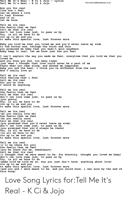 Tell me how to love you good lyrics