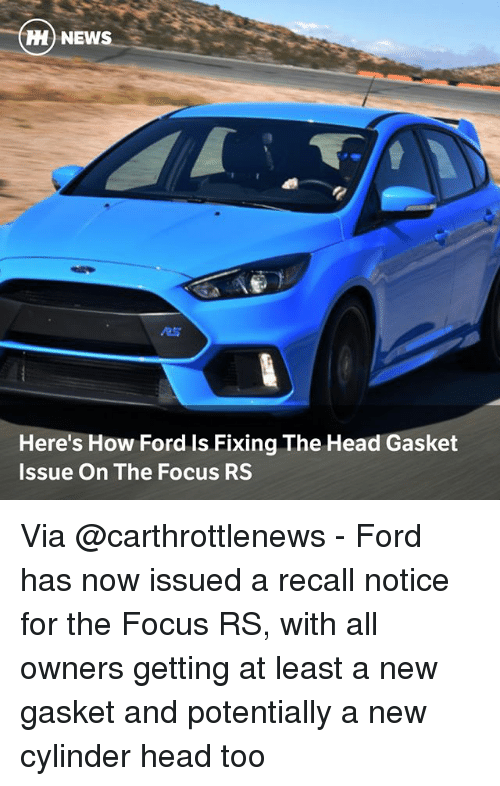 m news rs heres how ford is fixing the head 30481595 ✅ 25 best memes about focus rs focus rs memes