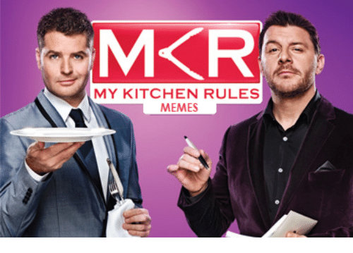 Memes  F F A  And My Kitchen Rules M R My Kitchen Rules Memes