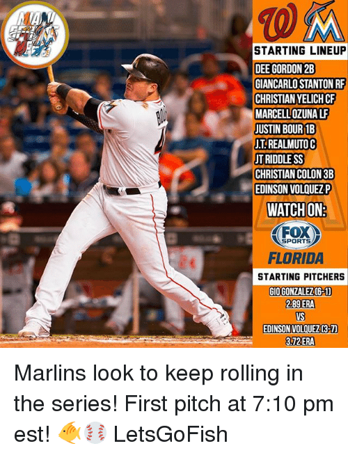 ma starting lineup dee gordon 2b giancarlo stanton rf christian 23482795 ✅ 25 best memes about cuss words in swedish cuss words in,Dee Gordon Meme