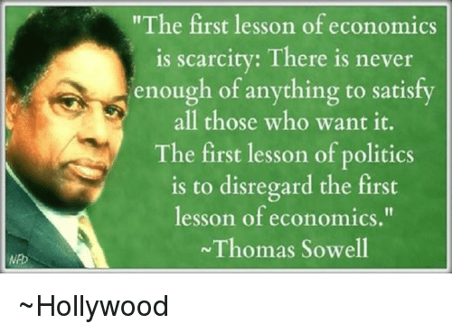 thomas sowell needs essay In reality, as the hoover institution's thomas sowell has observed affirmative action is blamed for not doing what it was intended to do and rightfully so.