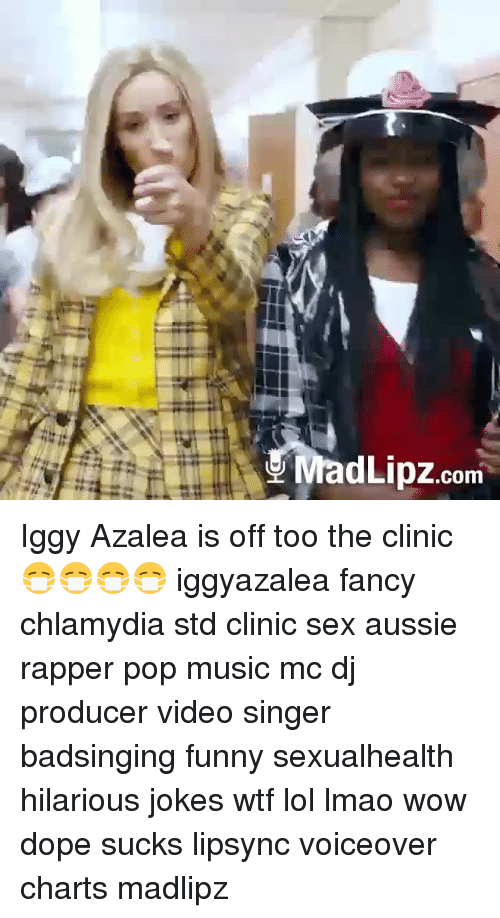 Madlipzcon Com 11 Iggy Azalea Is Off Too The Clinic