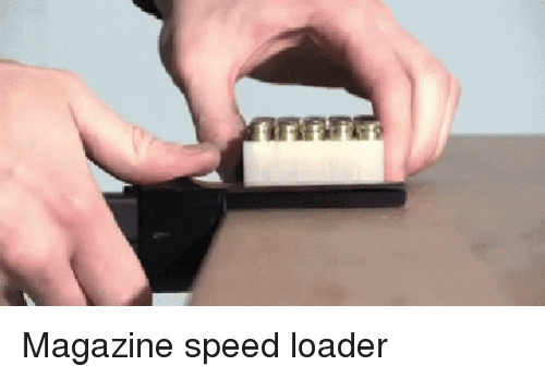 Perfect Loop Gif, Speed, and Magazine