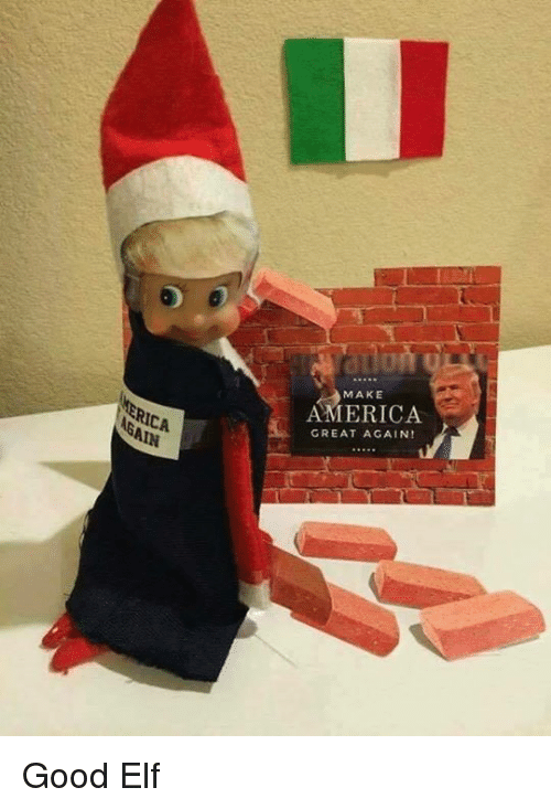 How to be a good elf for santa
