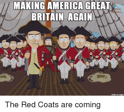 ✅ 25  Best Memes About the Red Coats Are Coming | the Red Coats ...