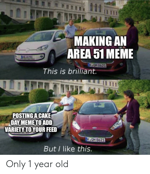 MAKING AN AREA 51 MEME L1755 KOM 8621 This Is Brilliant POSTING a