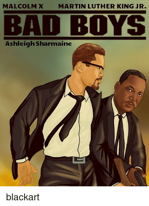 malcolm x and mlk relationship memes