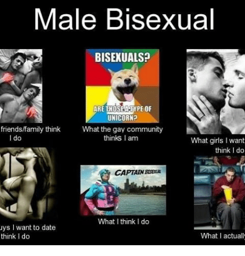 Bisexual unicorn meme
