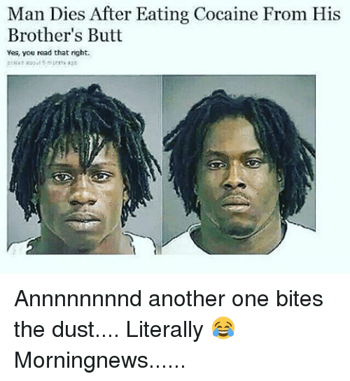 black brother offers his butthole