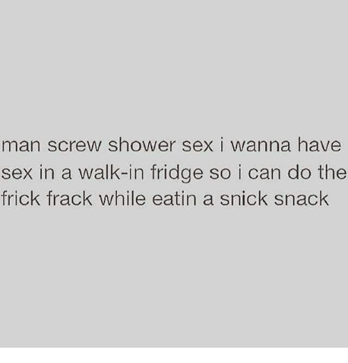 While shower sex movie