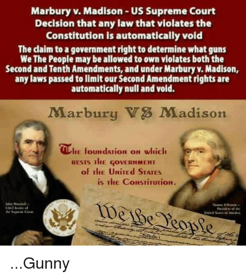 marbury v madison s role american history and s long term Landmark cases of the us supreme court marbury v madison society is dedicated to the collection and preservation of the history of the supreme court.