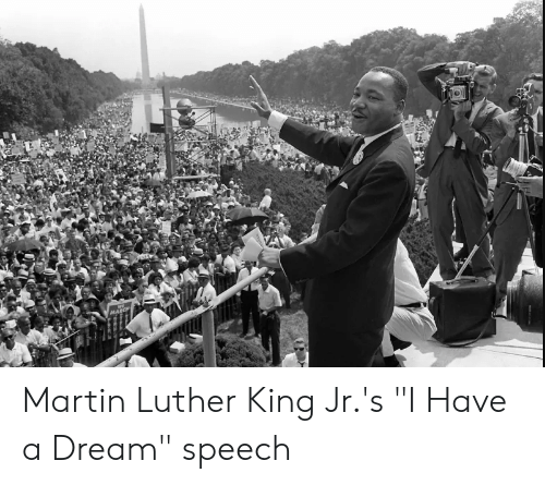 """A Dream, Martin, and Martin Luther King Jr.: MARCH Martin Luther King Jr.'s """"I Have a Dream"""" speech"""