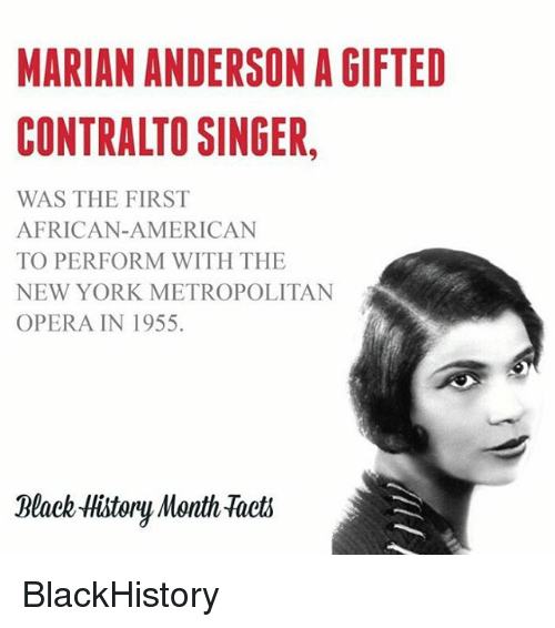 Black History Month Women Singers