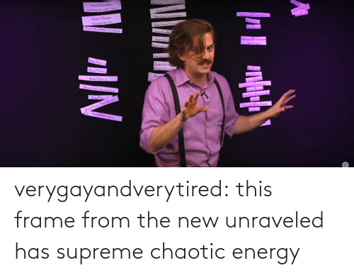Energy, Supreme, and Target: MARIO RAHBIDS  SUPER SMASHI BROS, ULTIn   nI m  1 /N verygayandverytired:  this frame from the new unraveled has supreme chaotic energy