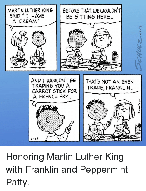 martin luther king before that we wouldn t said i have be sitting