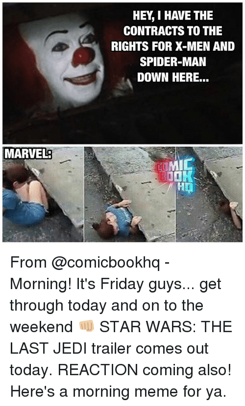 marvel hey i have the contracts to the rights for 20777098 ✅ 25 best memes about man down man down memes,Get Down Here Meme