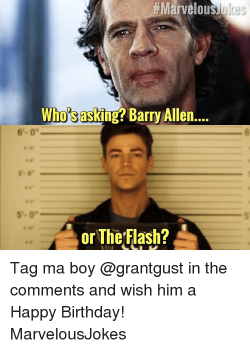 marvelousiu whos asking barry allen asking barry 6 0 or 30262886 marvelousiu who's asking? barry allen asking? barry 6 0 or the
