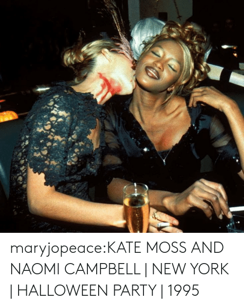 MaryjopeaceKATE MOSS AND NAOMI CAMPBELL   NEW YORK ...