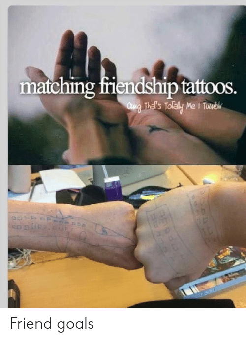 Matching Friendship Tattoos Oma Thefs Tolaly Me I Tundk