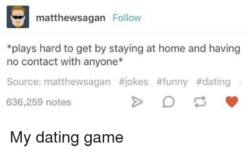 Dating hard to get