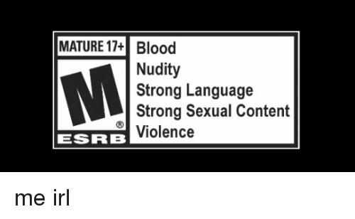 Graphic sexual content