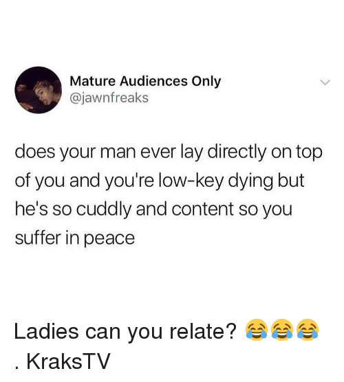 when does a man mature