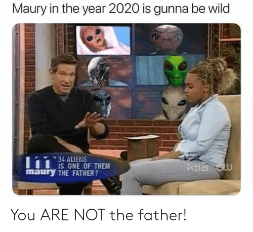 Maury Show Full Episodes 2020.Maury In The Year 2020 Is Gunna Be Wild 34 Aliens Tis One Of